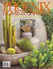 Phoenix Home & Garden magazine is renowned as the premier guide to affluent Southwest living. From grand ideas for the home to magical makeovers for the garden, this publication provides inspiration for transforming your home into a relax...