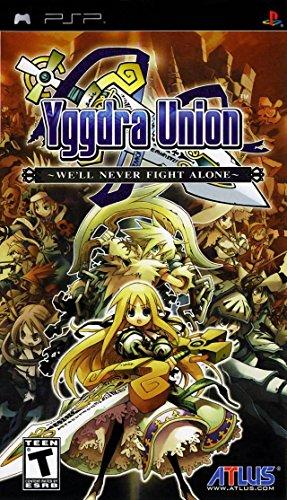 Yggdra Union - Sony PSP