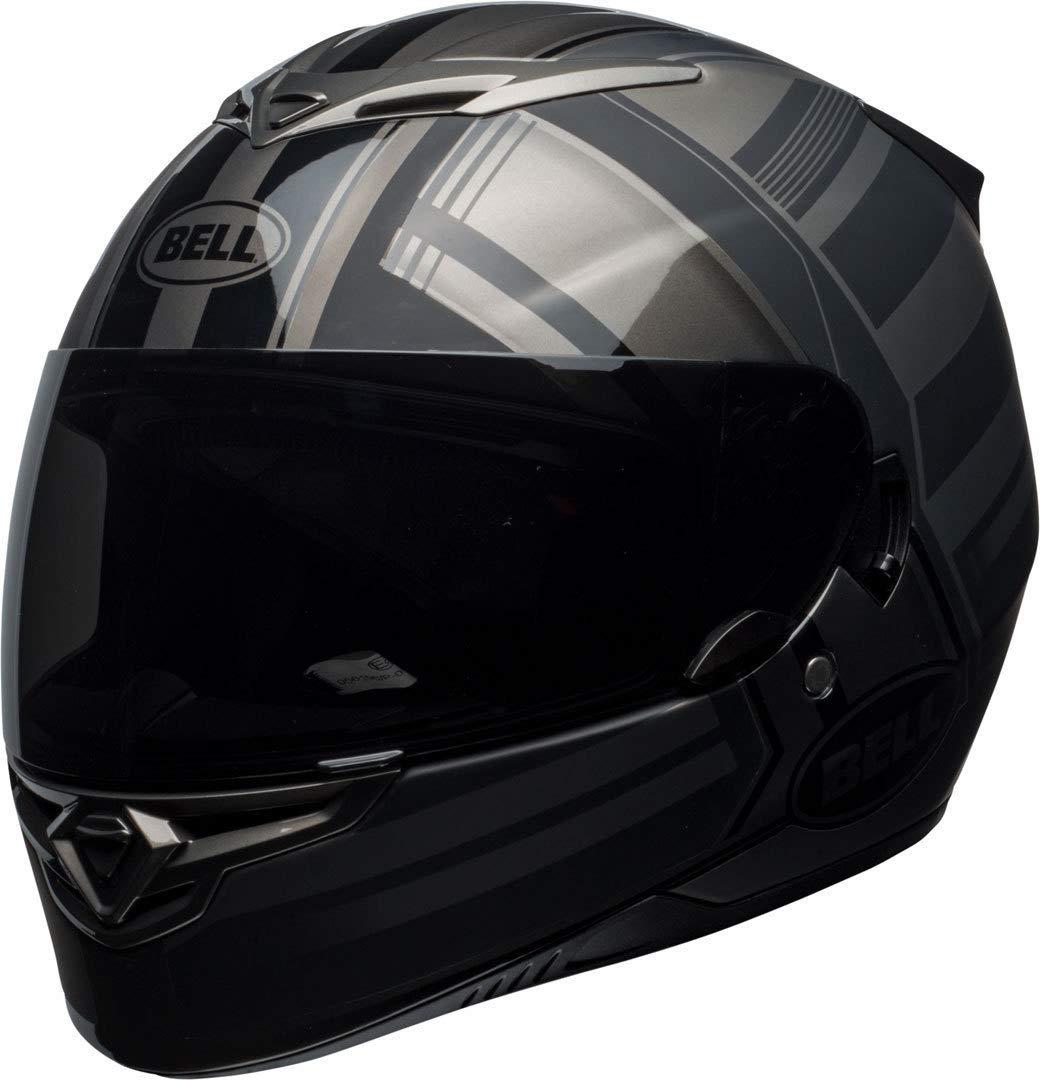 Tactical Black//Titanium Bell Helmets RS2 X-Large