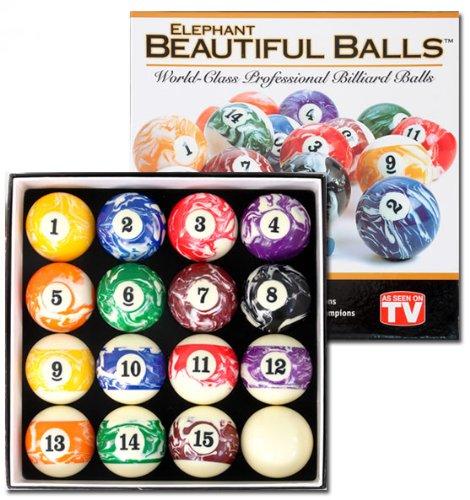 エレファントビリヤードBeautiful Balls   B0061213AW