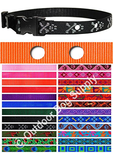 Lupine Replacement Pet Fence Collar Strap 3/4