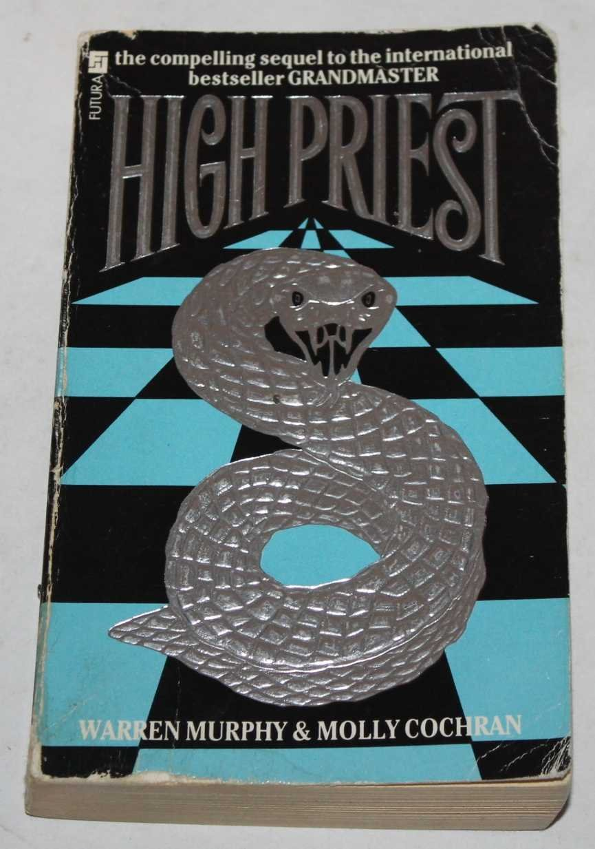 High Priest: Warren Murphy, Molly Cochran: 9780708835869: Amazon.com: Books