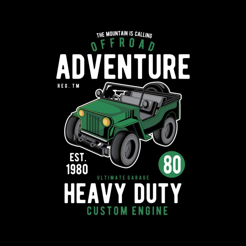 Coto7 Offroad Adventure Heavy Duty Kids T-Shirt