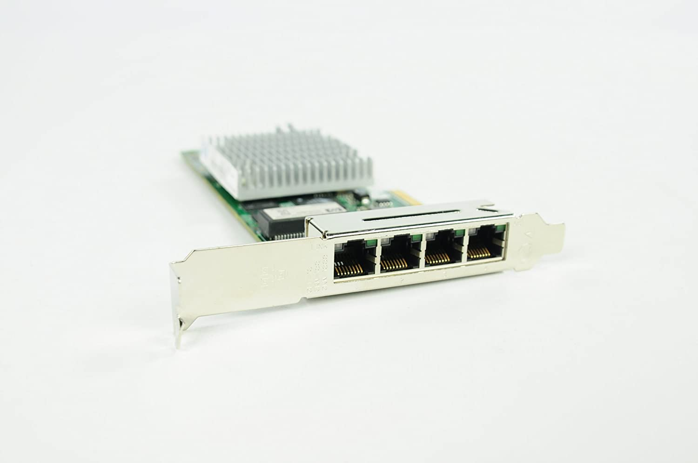HP NC375T 4Port Gigabit PCIe Ethernet Card 539931-001