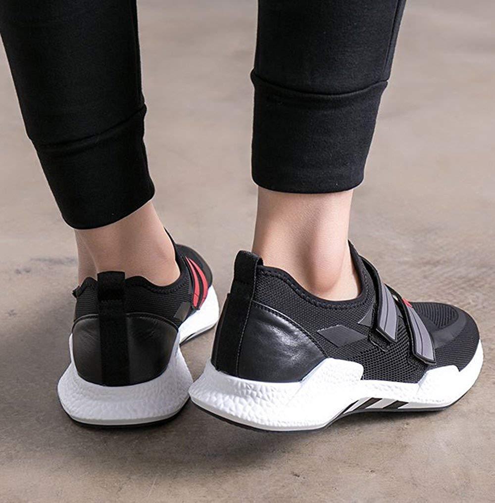 FuweiEncore Männer Mode Sportschuhe Casual Laufschuhe Laufschuhe Laufschuhe Gym Trainingsschuhe (Farbe   Schwarz, Größe   39EU) 40b609