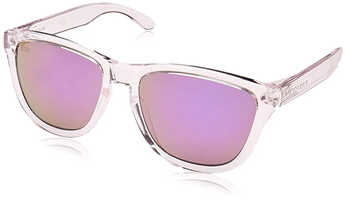 Hawkers 018TR11 ONE Gafas de sol Unisex Transparent: Amazon ...