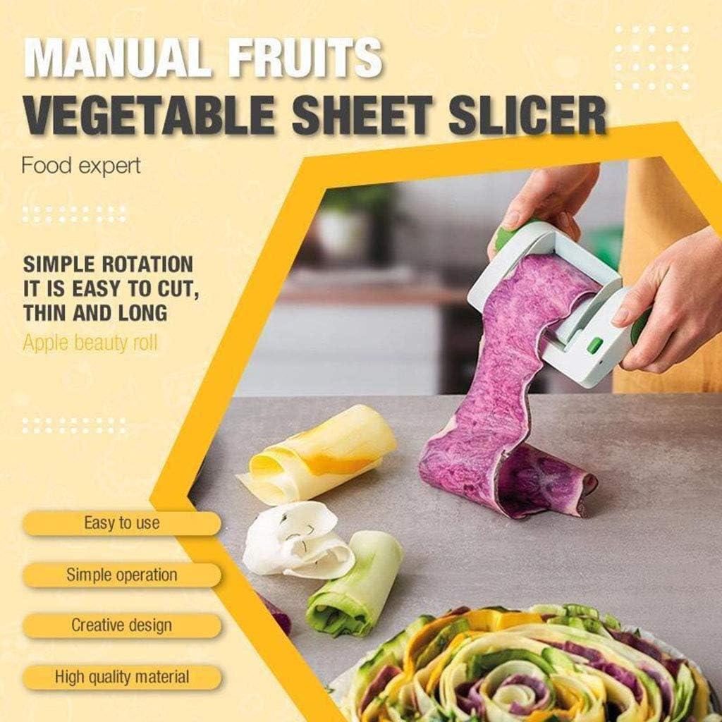 LPMS Veggie Affettatrice Vasta di Verdure della Frutta della Taglierina Peeler Multifunzione Spiralizer Foglio Dicer 1pcs