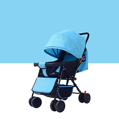 TLMY Cochecitos de bebé Carro reclinable Plegable ...