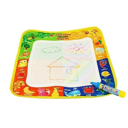 Transer® Toys for Kids - Manta para colorear de 4 colores y ...