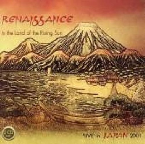 CD : Renaissance - In the Land of the Rising Sun (Germany - Import, 2 Disc)