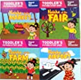 Naisha Series Set 3 (Set of 4 Books) (Toddler's Picture Storybook)