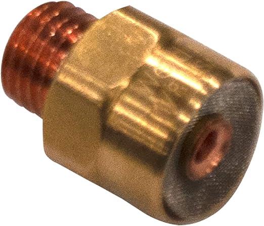 Weldtec 18GL18 1//8 3 2 Gas Lens Collet Body