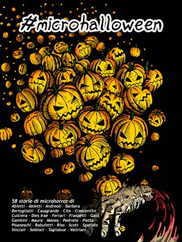 #microhalloween (Italian Edition)