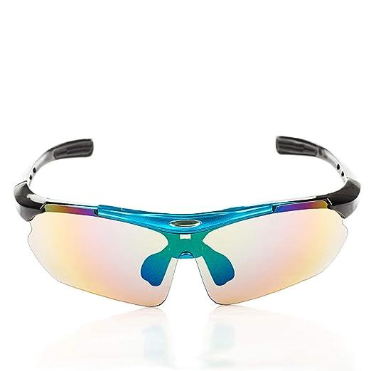 AnazoZ Gafas Protectoras Deporte Gafas de Montar Gafas ...