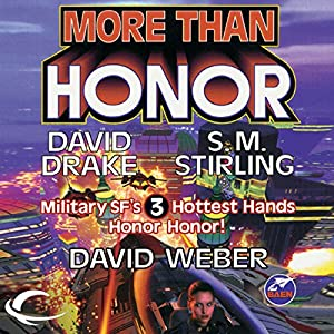 More Than Honor Audiobook