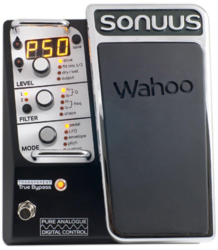 Sonuus ソナス デュアルアナログフィルターペダル Wahoo (国内正規品) B00D1SLZDY