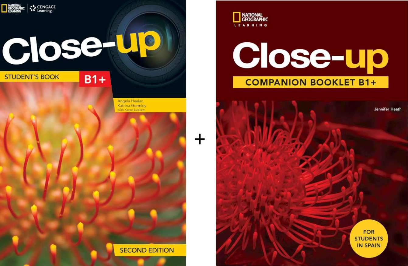 CLOSE UP B1 + STUDENTS BOOK + ONLINE STUDENT ZONE + SELF-STUDY ...