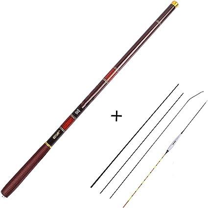 Carbon Fiber Portable Telescopic Fishing Rod Carp Tackle Fishing Hand Pole