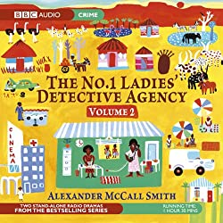 The No. 1 Ladies' Detective Agency 2: The Maid & Tears of the Giraffe (Dramatised)