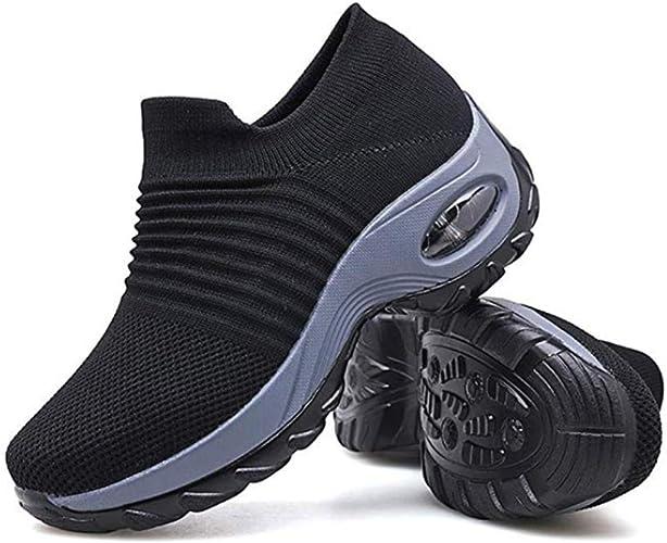 Womens Walking Shoes Breathable Fashion