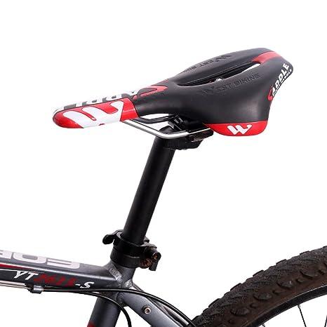West ciclismo diseño de comodidad sillín MTB sillines bicicleta de ...