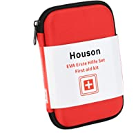 Erste Hilfe Set , HOUSON First Aid Kit Wasserdichte Medizinische Notfalltasche Haus, Auto, Camping, Wandern, Sport, Arbeit, Büro, Boot, Überleben und Reisen