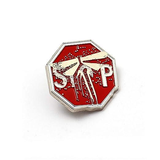 Algol - Broche con el logo de Firefly de Game The Last of Us ...