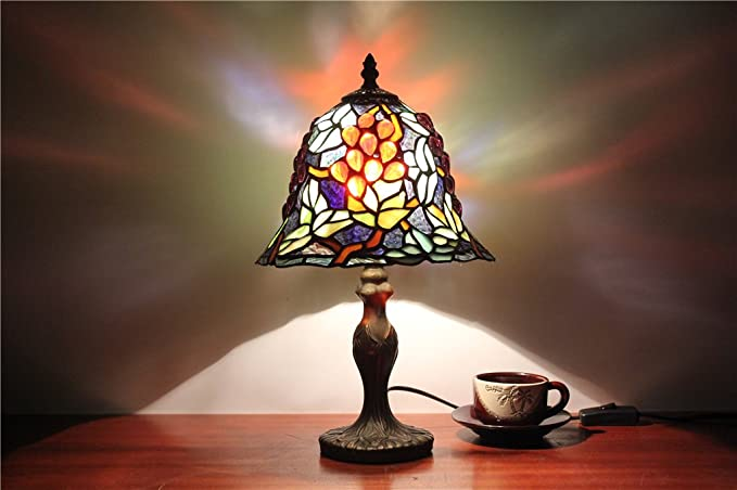 Lampade In Vetro Colorate : Perle di vetro da pollici vite lampada in vetro colorato luci