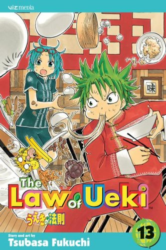 Download The Law of Ueki, Vol. 13 PDF