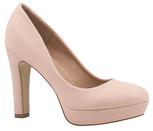 Alti tacco Donna stivali in Beige, compara i prezzi e