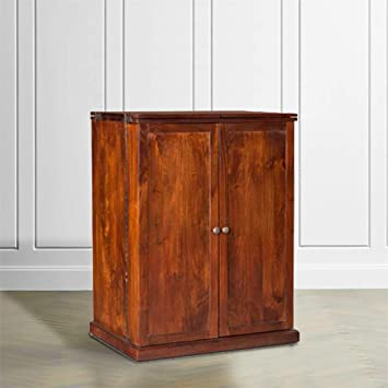 HomeTown Nordic Openable Bar Unit