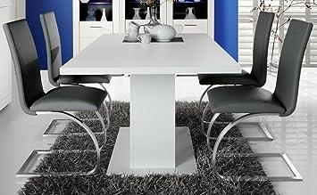 Trend Moebel Esstisch Ausziehbar 160 200x90 Cm Esszimmertisch Tisch