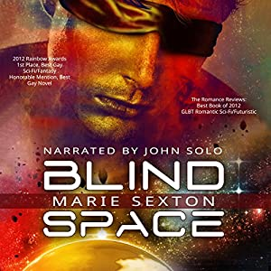Blind Space Audiobook