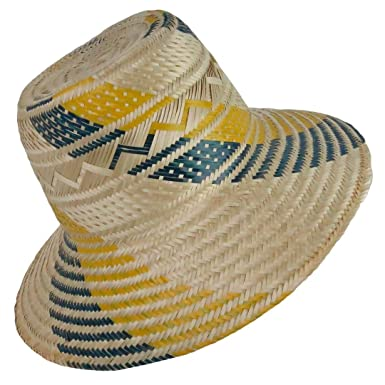 seleccione original color rápido precio limitado Across The Puddle, Wayuu Collection, Sombrero Wayuu de Paja ...