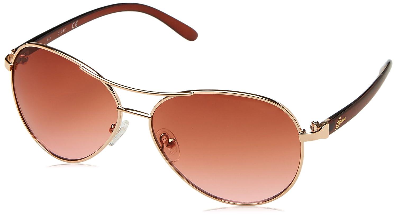TALLA 61. GUESS Guf235, Gafas de Sol para Mujer