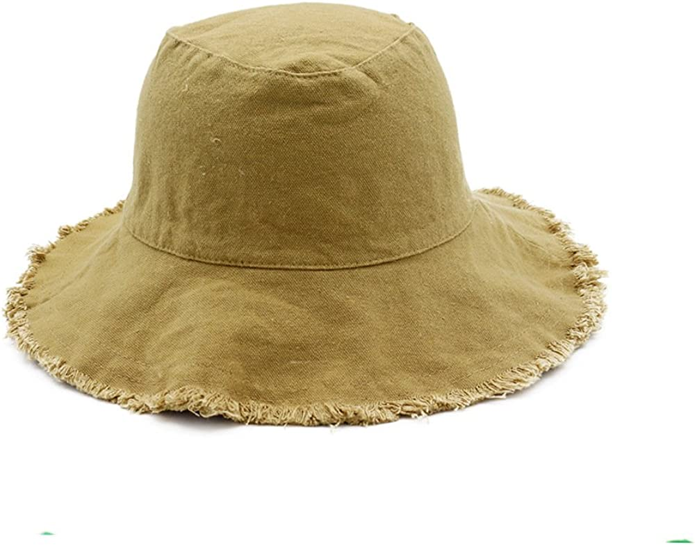 DOSOMI Fringe Bucket Hats...