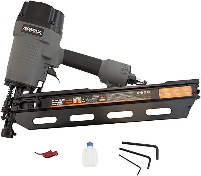 Best Framing Nailer: NuMax SFR2190