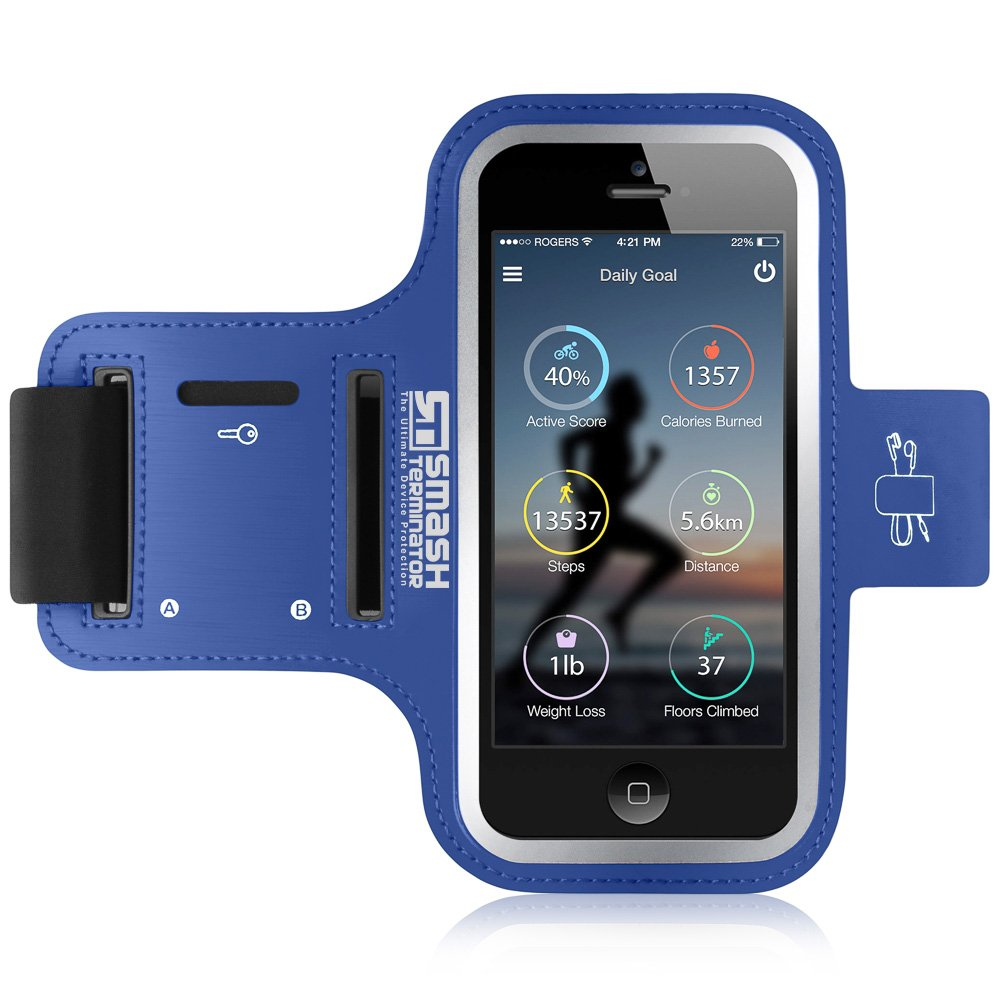 Jogging Workout /& Exercise Key//Card//Earphone Holders Phone Holder for Running Cycling - Extra Long Strap 5.5 Sony Xperia XZ Premium Armband- Sport Running Armband Compatible with Sony Xperia XZ Premium Sweat Proof High-Quality Reflective Frame