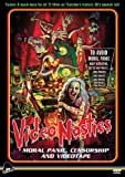 Video Nasties: The Definitive Guide cover.
