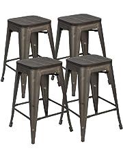 Terrific Bar Stools Amazon Com Machost Co Dining Chair Design Ideas Machostcouk