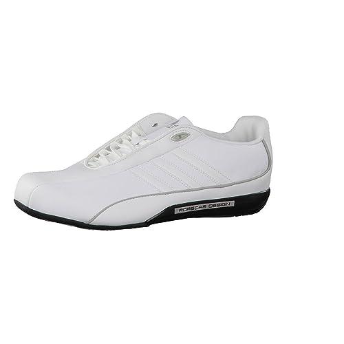 cheap for discount 86d66 deb6e Adidas PORSCHE DESIGN S2 Zapatillas Blanco Negro para Hombre  Amazon.es   Zapatos y complementos