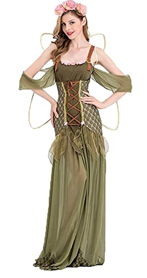 Renaissance Nymph Adult Costume