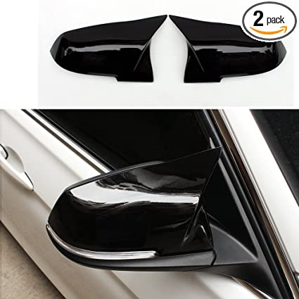 Amazon Com Replacement Part Gloss Black M3 Style Mirror Cover For