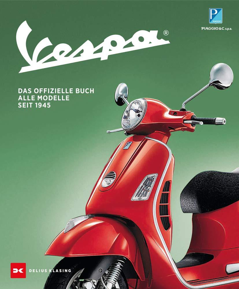 SAMMLER-DEKO ITALIA ROLLER mit KOFFER und HELM RETRO-CLASSIC SCOOTER MOTORROLLER