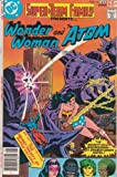 img - for Super-Team Family, Bol. 3, No. 14, Dec-Jan 1977/1978 Wonder Woman and The Atom book / textbook / text book