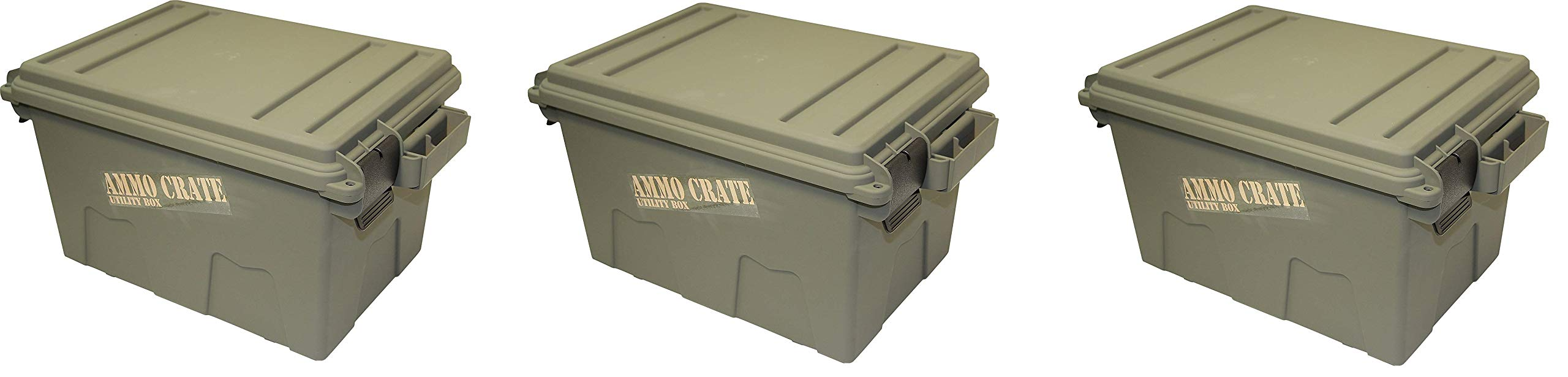 MTM ACR7-18 Ammo Crate Utility Box (Pack of 3)