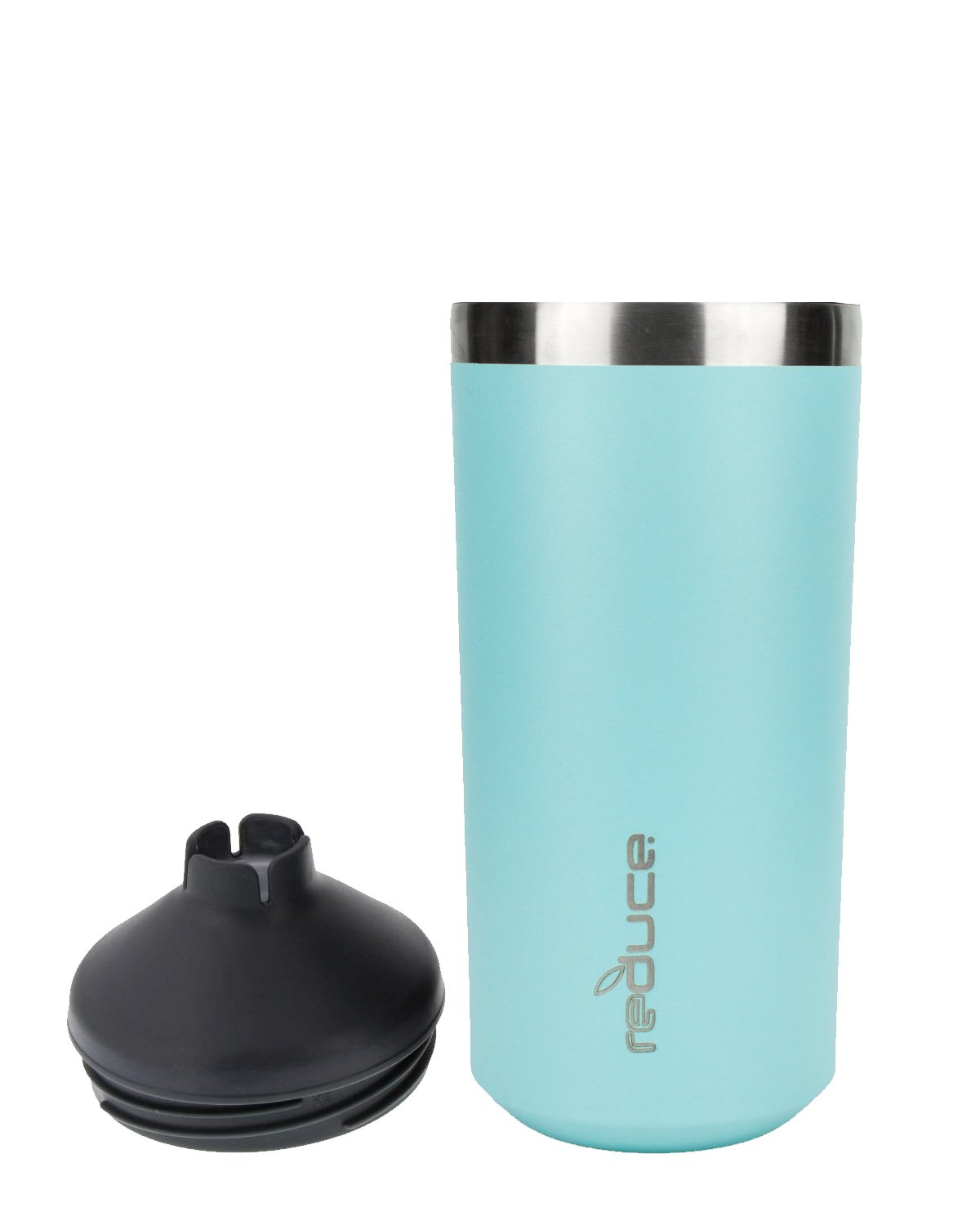 Portable Wine Bottle Cooler by REDUCE - Stainless Steel, Insulated Chiller to Keep Wine at the Perfect Temperature, No Ice Required - Ideal for Outdoor Summer Parties, Fits Most Wine Bottles - Mint by REDUCE (Image #6)