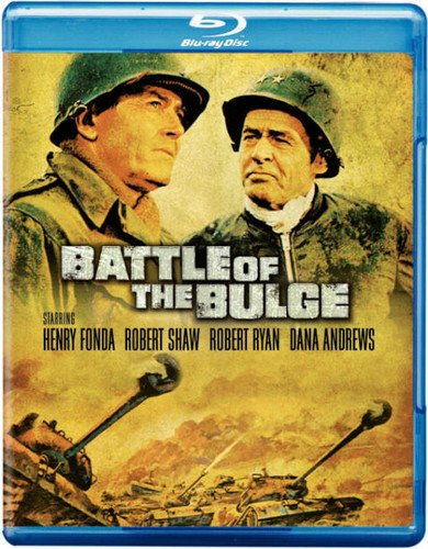 (Battle of the Bulge [Blu-ray])