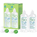 Biotrue Pflegemittel für weiche Kontaktlinsen, Multipack (2 x 300 ml)