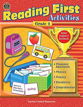 Amazon.com: Teacher Created Resources Reading First Activities ...